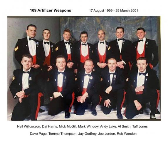 No.109 Art Wpns [March 2001]