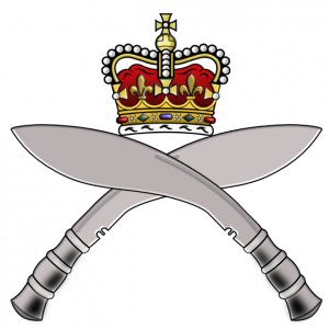 Gurkha Cap Badge