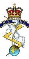 REME Cap Badge